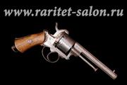 Револьвер шпилечный системы Лефоше. 1860 г.