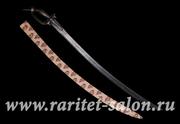 Педанг (Hulu Meu Apet) – сабля ачехов. Индонезия (о. Суматра). XIX в.