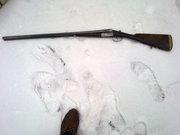 Бельгийское охотничье ружье начала прошлого века